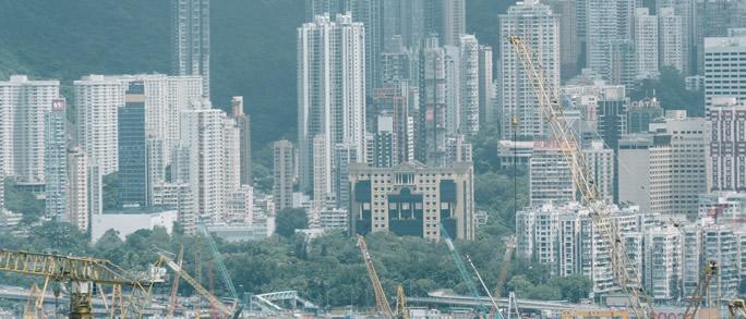 香港の新築物件販売、今年度は150ビリオン香港ドルに達すると予想